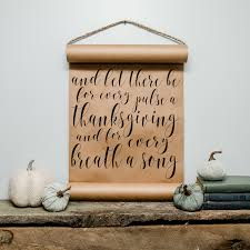 mini thanksgiving scroll cottonwood shanty