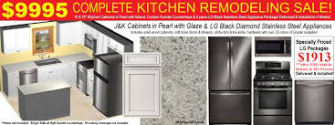 complete kitchen remodels under 10 000 00
