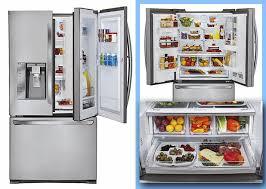 lg bottom freezer french door refrigerator lg lfx31945