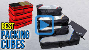 Texas travel cubes images Top 10 packing cubes of 2017 video review jpg