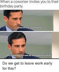 Co Worker Memes - coworker birthday meme 42 wishmeme