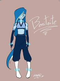 benitoite gemsona benitoite by blue starr on deviantart