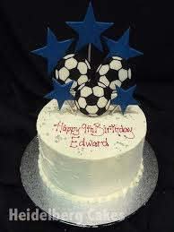 soccer cakes football and soccer cakes heidelberg cakes