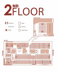 University Floor Plans Floorplans University Of Hawaii At Manoa Library