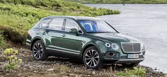 bentley 2020 bentley is weighing an all electric suv smaller than the bentayga