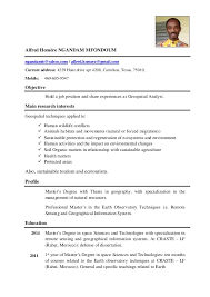 Daycare Teacher Resume Cv Resume