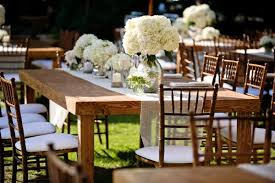 Wooden Wedding Chairs Classic Black And White Malibu Wedding Inspired By This
