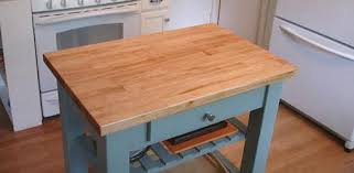 How To Clean Your Desk How To Clean And Oil Butcher Block For Use In The Kitchen
