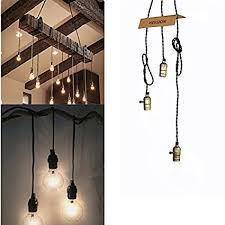 Pendant Light Socket Hession Vintage Light Sockets Pendant Hanging Light Cord