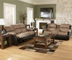 Reclining Living Room Furniture Sets by Ashley Furniture Living Room Sets Ashley 3150194 88 Presley Cocoa
