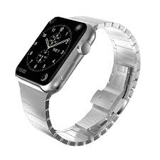 stainless steel bracelet links images Kades solid stainless steel iwatch band link bracelet jpg