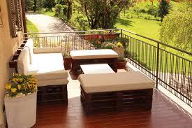 divanetti fai da te come arredare il terrazzo con i bancali foto 22 40 design mag