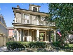 New Orleans Style Homes New Orleans Style Garden District Homes Pinterest Exterior