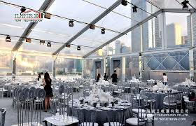Transparent Tent 10x20 Dior Clear Party Marquee Liri Tent Structure