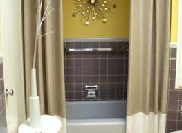 yellow and grey bathroom realie org