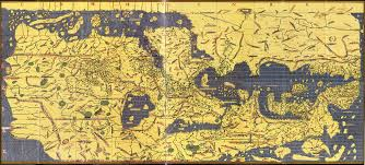 Jerusalem World Map by Map Orientation Geography Lounge All Things Spatial