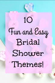 easy bridal shower 10 and easy bridal shower themes val event gal