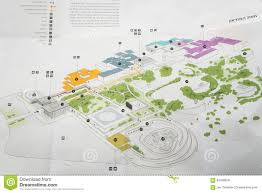 Map Of Isreal Map Of Israel Museum In Jerusalem Stock Photo Image 60458556