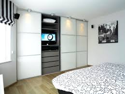 meuble chambre sur mesure porte coulissante sur mesure armoire dans la chambre a coucher