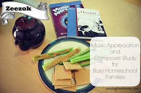 cuisine a composer zeezok appreciation composer study for the busy homeschool
