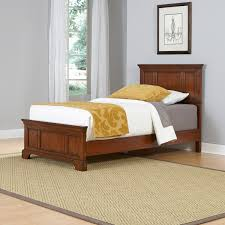 home styles bedroom furniture sears home styles chesapeake twin bed by