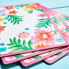 Sur La Table Placemats The 25 Best Tropical Placemats Ideas On Pinterest Tropical