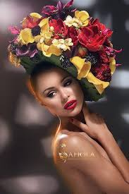 flower headpiece the 25 best amaryllis floral crowns ideas on