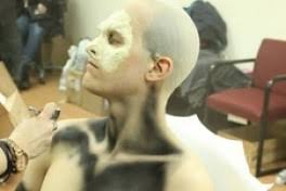 makeup classes nyc on prosthetic application shoot experience special
