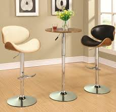 Adjustable Bar Stools Adjustable Black Bar Stool Co 505 Bar Stools