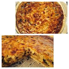 boursin cuisine ail et fines herbes tarte aux courgettes boursin ail et fines herbes recette de tarte