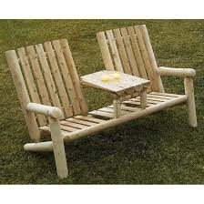 Rustic Furniture And Home Decor by Bench Beautiful Outdoor Table And Bench Rustic Wood Outdoor