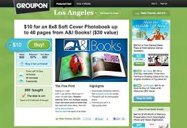 how to get last minute deals on gifts with groupon