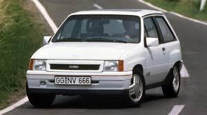 opel corsa sedan classic ads 1990 opel corsa