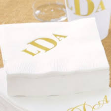 Party Cocktail Napkins - best 25 personalized cocktail napkins ideas on pinterest