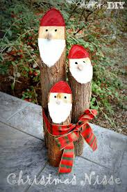 Christmas Decorations Outdoor Ideas - fresh ideas outdoor wooden christmas decorations 20 diy 2014