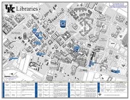 uky map tours of kentucky libraries