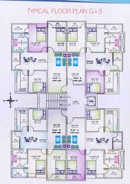3 bhk apartment floor plan 3 bhk flat for sale in bariatu ranchi