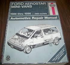 automotive repair shop manual