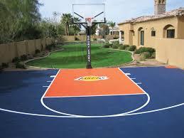 Backyard Sports Court by Backyard Basketball Court Boys Pinterest Backyard Basketball