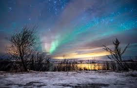 scandinavian cruise northern lights top of europe aurora arctic adventure fjord travel norway