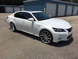 2007 lexus gs 350 tires 22 u0027 wheels on 2015 gs350 clublexus lexus forum discussion