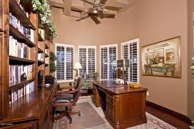 home office design ideas in tuscan style office architect