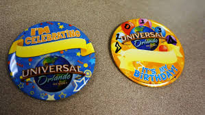 celebrating your birthday or special occasion at universal orlando