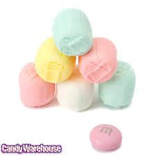 pillow mints buttermint creams assorted pastels 2 75lb bag candywarehouse