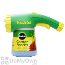 gro garden feeder
