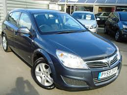 used vauxhall astra active 2009 cars for sale motors co uk