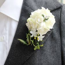 boutonniere flower 2 pcs lot artificial flower groom boutonniere best wrist