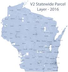 Wisconsin Usa Map by V2 Statewide Parcel Data Now Available Wisconsin Geospatial News