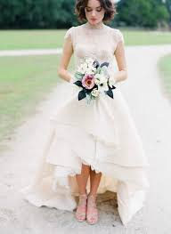 outdoor wedding dresses garden wedding dress