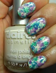 deez nailz car wash sponge nail art